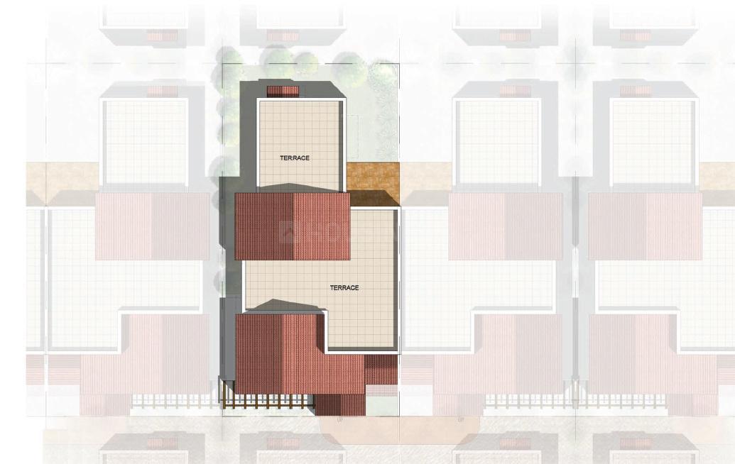 Prestige Augusta Golf Village Floor Plan: 3 BHK Unit with Built up area of 2400 sq.ft 1