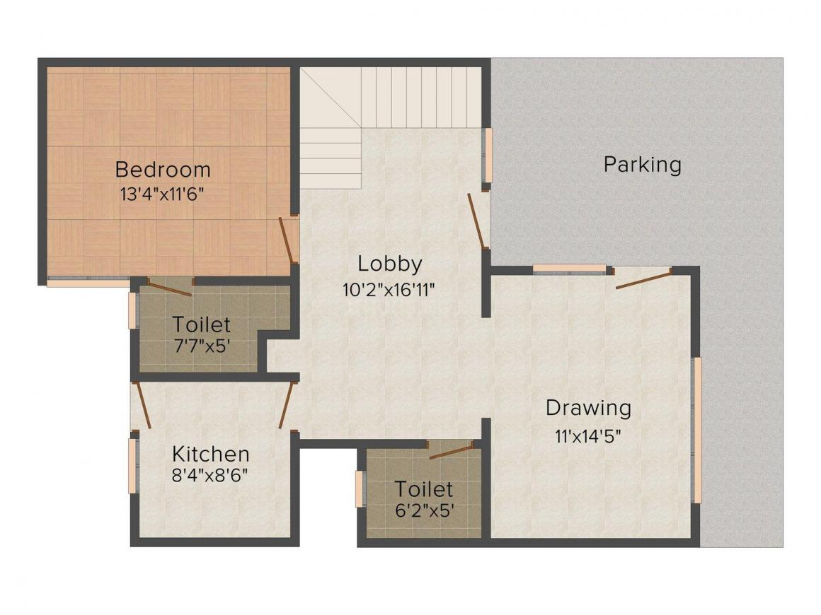 3 BHK Duplex