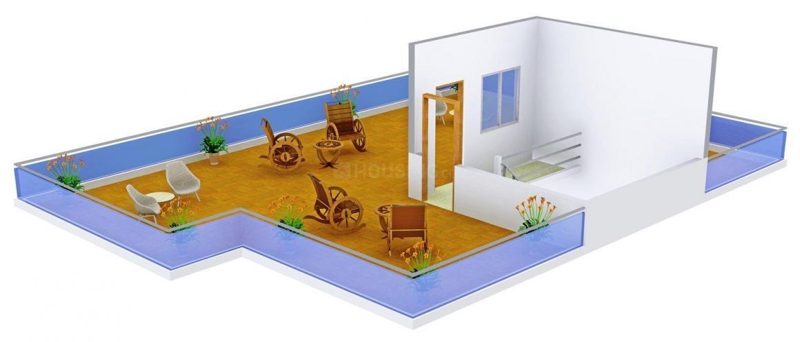Floor Plan Image of 1500 - 3195 Sq.ft 3 BHK Villa for buy in Isha Mia Villas