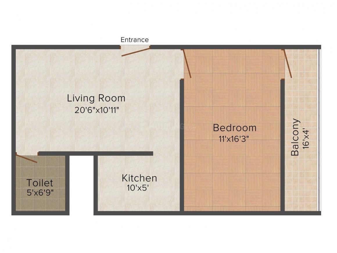 Shri Haridev H  D  Apartments in Devpura, Haridwar - Price