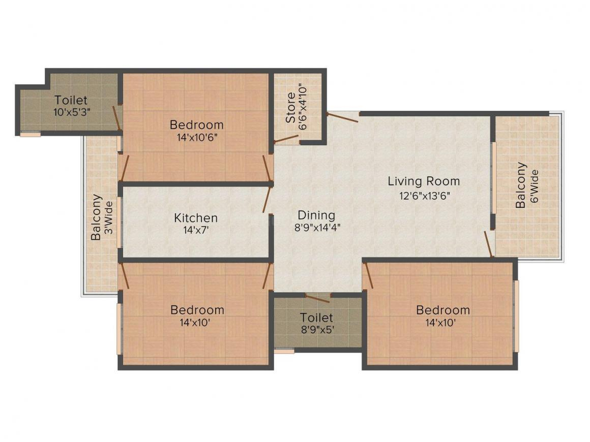 Gillco Independent Floors In Kharar Mohali Price