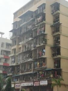 Gallery Cover Image of 665 Sq.ft 1 BHK Apartment for rent in Sirvi Heritage, Karanjade for 7000