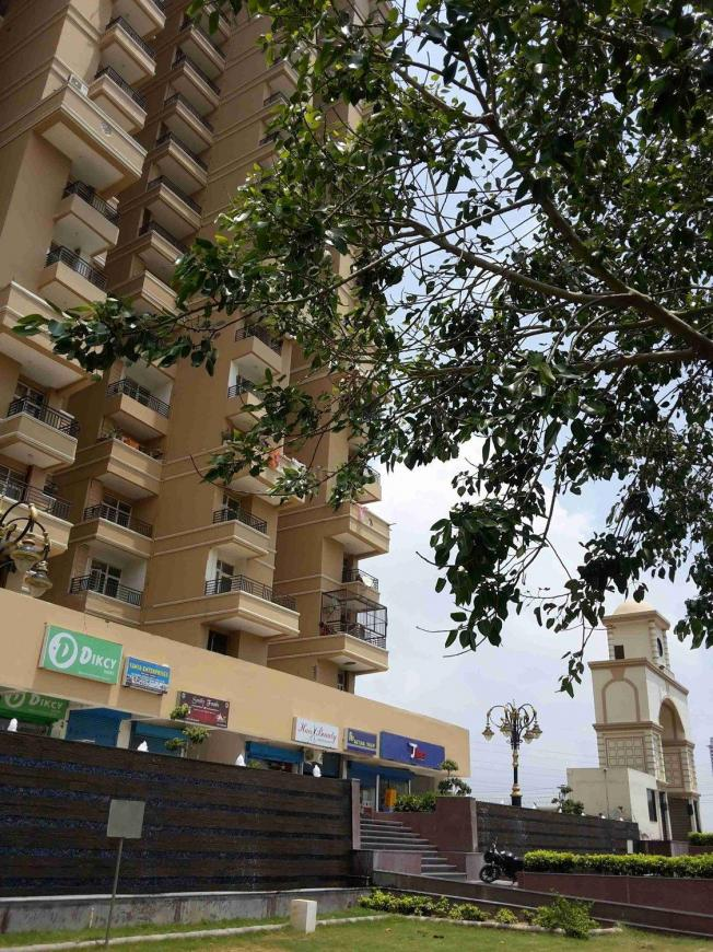 Building Image of 1040 Sq.ft 2 BHK Independent Floor for rent in Surajpur for 7000