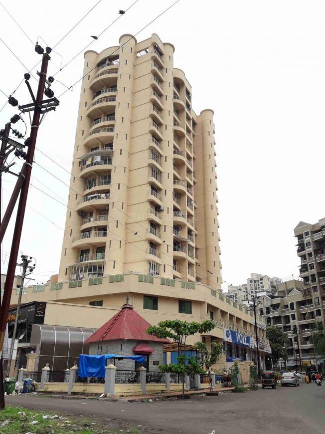 Building Image of 1700 Sq.ft 3 BHK Apartment for rent in Kalyan West for 35000