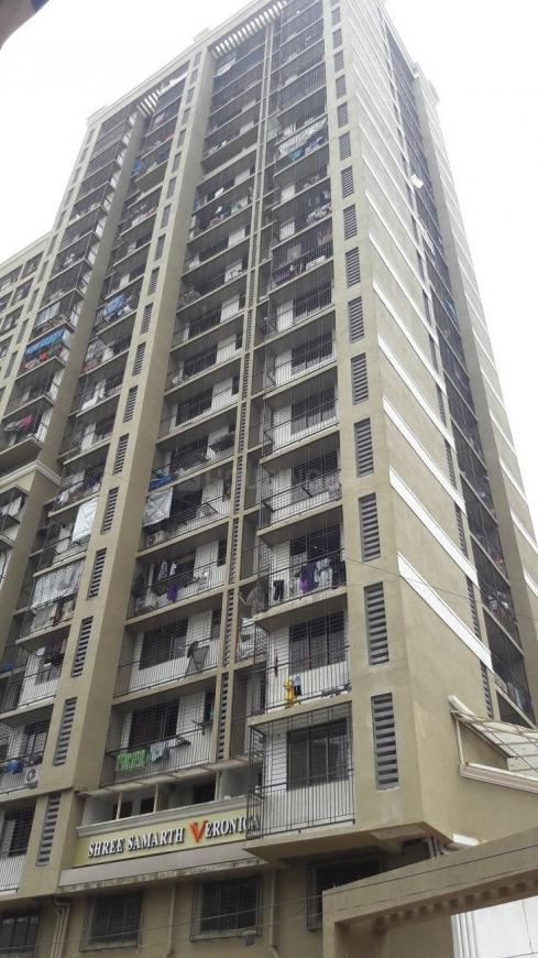Building Image of 600 Sq.ft 1 BHK Apartment for rent in Bhandup West for 24500