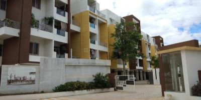 Gallery Cover Image of 650 Sq.ft 1 BHK Apartment for buy in Lohegaon for 3500000