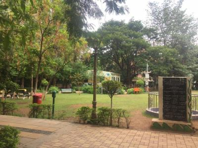 Parks Image of 750 Sq.ft 1 BHK Apartment for rent in Wadgaon Sheri for 13500