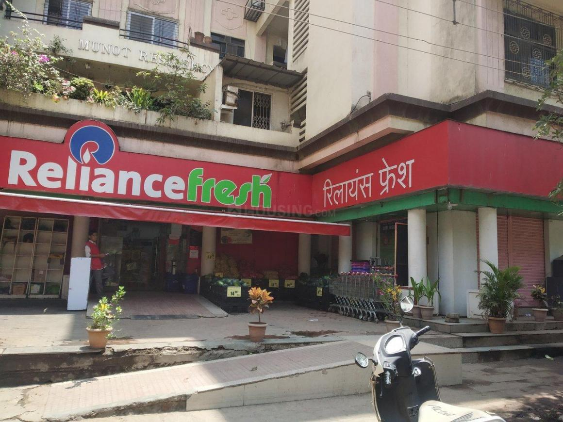 Groceries/Supermarkets Image of 650 Sq.ft 1 BHK Apartment for buy in Panvel for 3800000