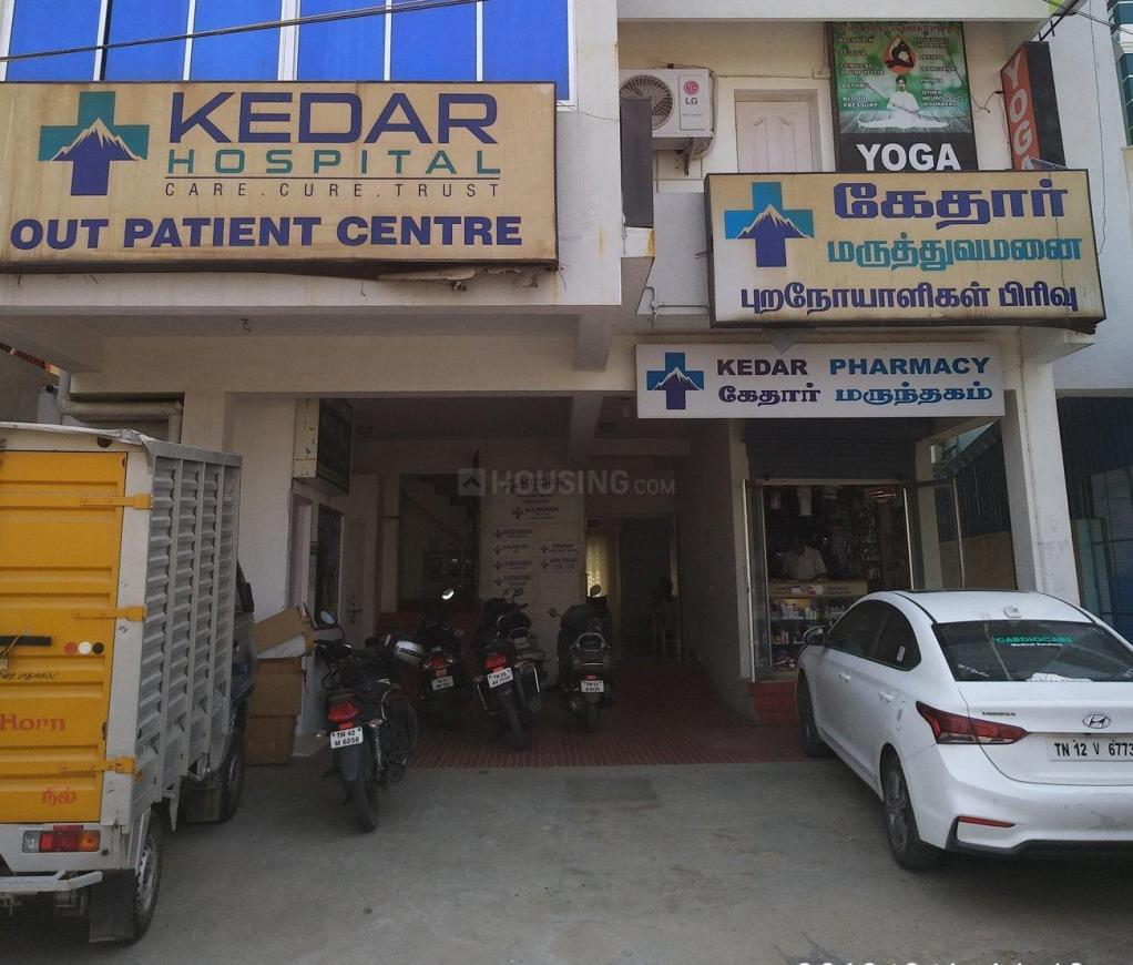 Hospitals & Clinics Image of 635 Sq.ft 1 BHK Apartment for buyin Iyyappanthangal for 3800000