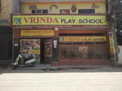 Schools & Universities Image of 585 Sq.ft 1 BHK Independent Floor for rent in Chhattarpur for 9500