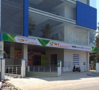 Groceries/Supermarkets Image of 645.0 - 1210.0 Sq.ft 1 BHK Apartment for buy in Sobha Aspirational Homes