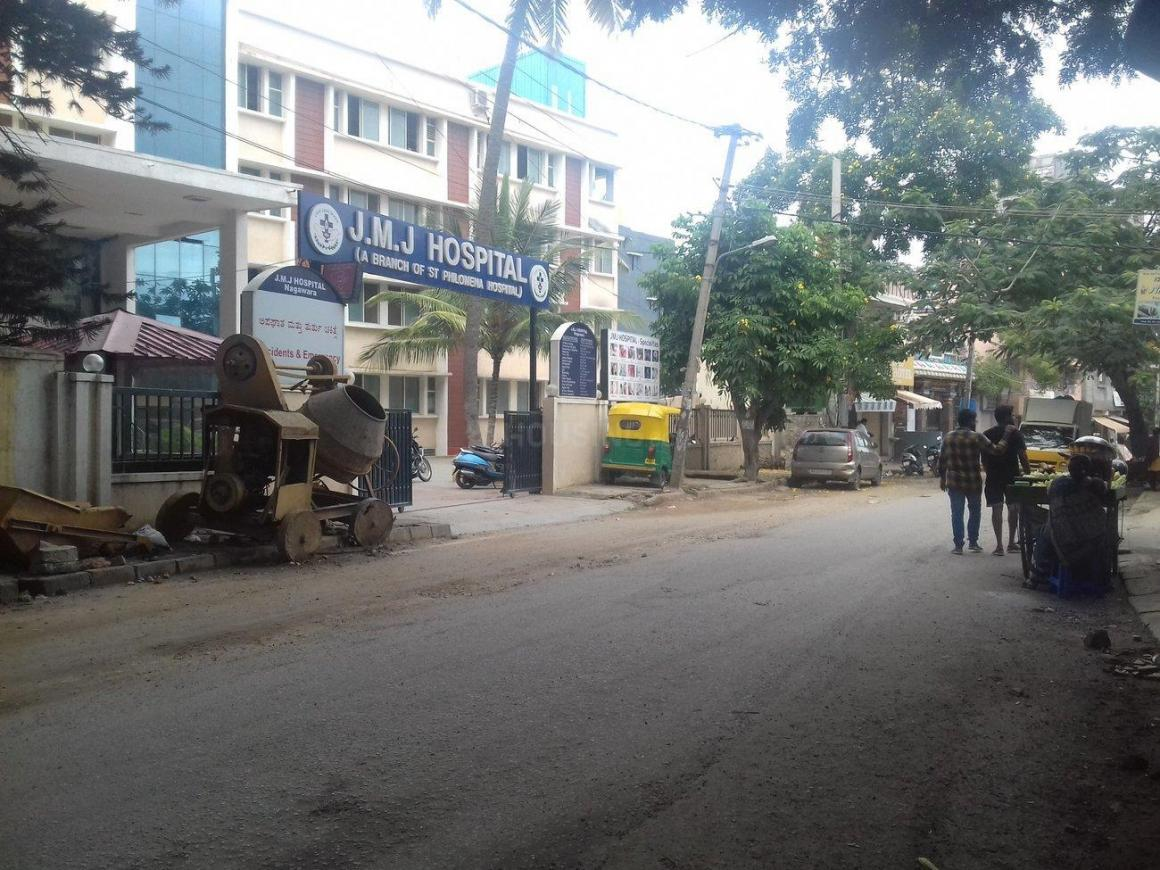 Hospitals & Clinics Image of 1252 Sq.ft 2 BHK Apartment for buyin Nagavara for 9200000