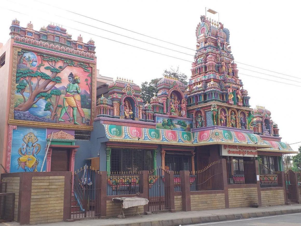 Shree Maruthi Shakthi Ganapathi Manjunatheshwara Temple