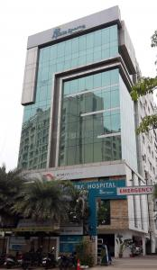 Hospitals & Clinics Image of 2200.0 - 3225.0 Sq.ft 3 BHK Apartment for buy in Ceebros One 74