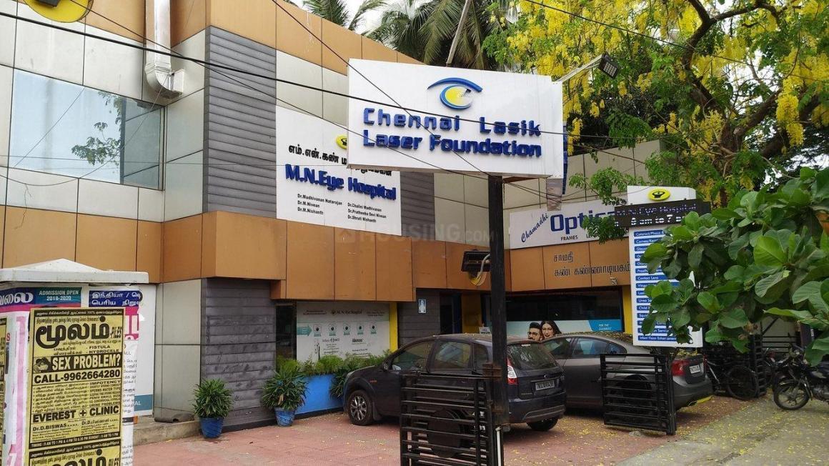 Hospitals & Clinics Image of 0 - 5000.0 Sq.ft 4 BHK Apartment for buy in Akshaya Shruthi
