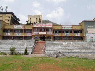 Parks Image of 1100 Sq.ft 2 BHK Independent House for buy in Artist village, Belapur CBD for 17900000