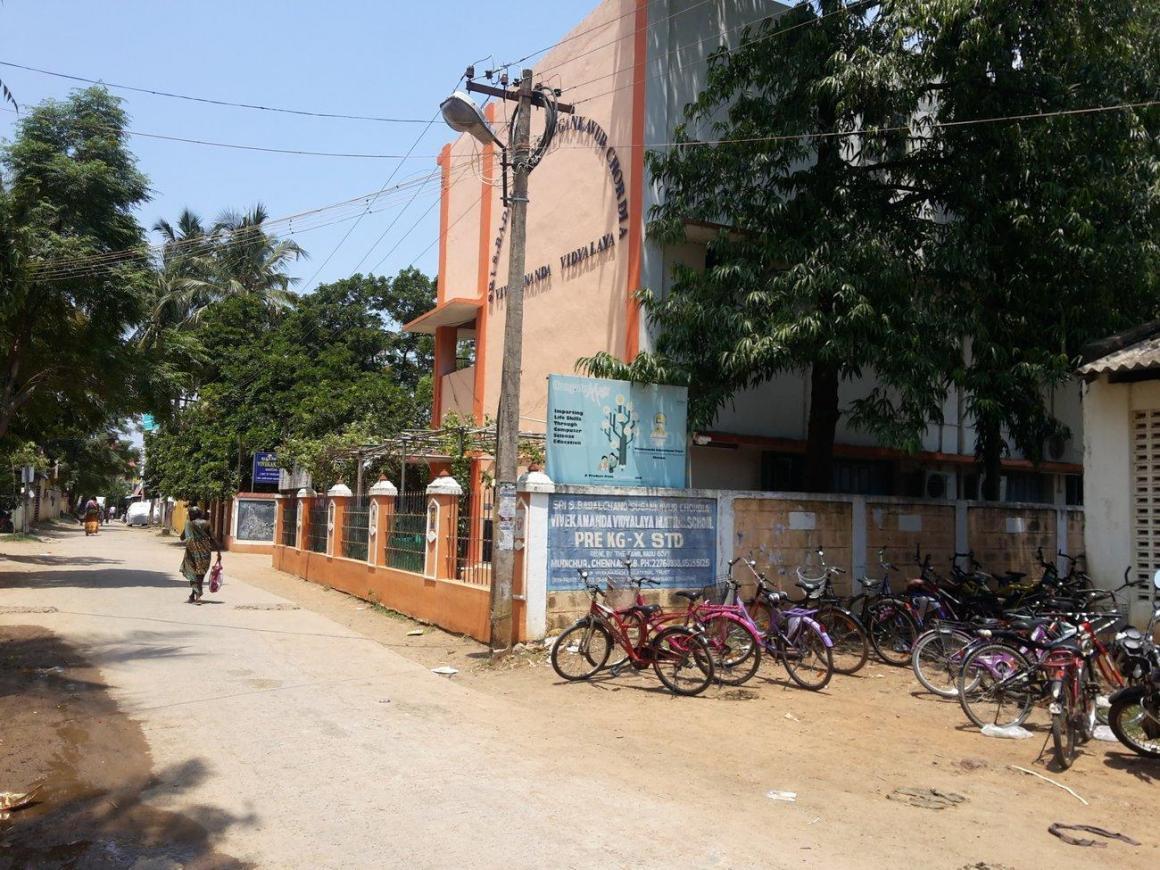 Schools &Universities Image of 907.0 - 1139.0 Sq.ft 2 BHK Apartment for buy in Anirudh Bhartwaj Nagar Mudichur