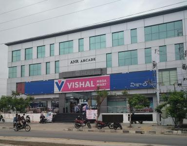 Shopping Malls Image of 1000 - 1340 Sq.ft 2 BHK Apartment for buy in VRR SR Arcade