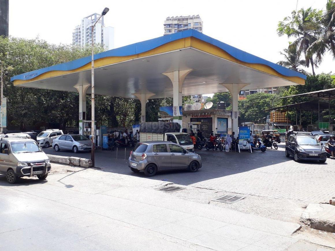 Petrol Pumps Image of 442 Sq.ft 1 BHK Independent House for buy in Thane West for 5800000
