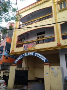 Schools & Universities Image of 546 Sq.ft 1 BHK Apartment for rent in Sanjeeva Reddy Nagar for 8000
