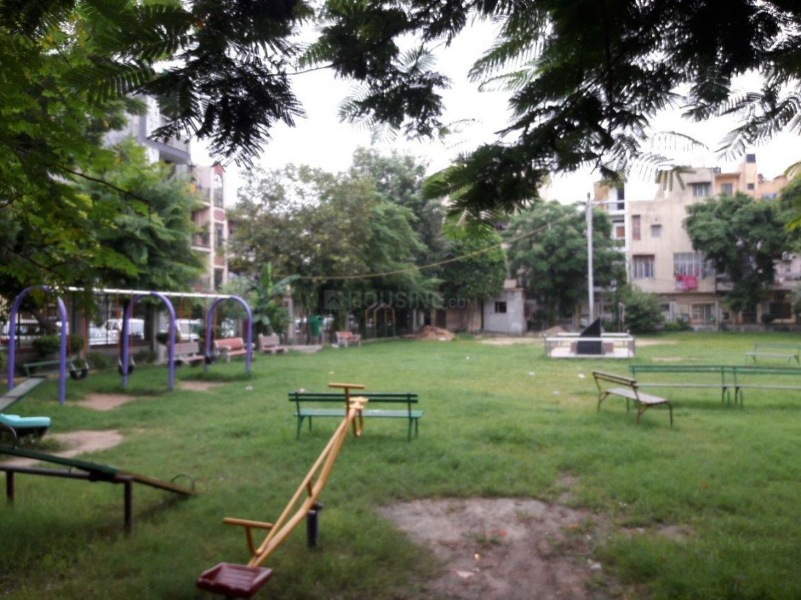Parks Image of 450 Sq.ft 1 BHK Independent Floor for buy in Janakpuri for 2200000