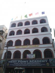 Schools & Universities Image of 820 Sq.ft 2 BHK Independent Floor for rent in Serampore for 10000