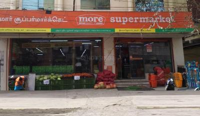 Groceries/Supermarkets Image of 1040.0 - 1580.0 Sq.ft 2 BHK Apartment for buy in Vishnoo Mayuravalli Apartment Mylapore