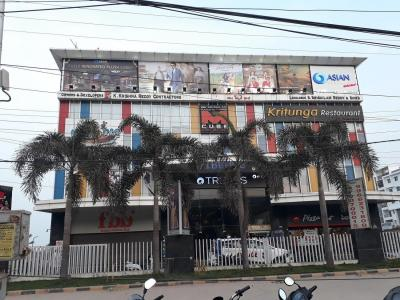 Shopping Malls Image of 800 Sq.ft 2 BHK Apartment for rent in Attapur for 16700