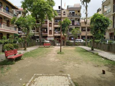 Parks Image of 600 Sq.ft 3 BHK Apartment for buy in Sector 4 Rohini for 2500000