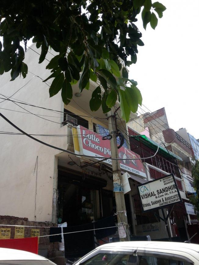 Groceries/Supermarkets Image of 650 Sq.ft 1 BHK Independent Floor for rent in Vaishali for 14000