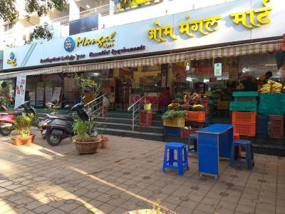 Groceries/Supermarkets Image of 679.0 - 686.0 Sq.ft 2 BHK Apartment for buy in Balaji Popular Colony