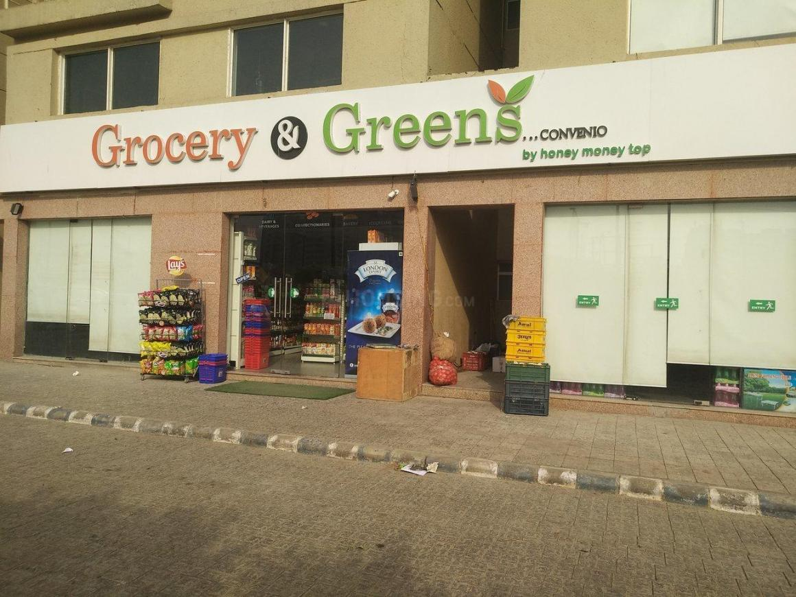 Shopping Malls Image of 408 Sq.ft 1 RK Apartment for buy in Sector 168 for 2200000