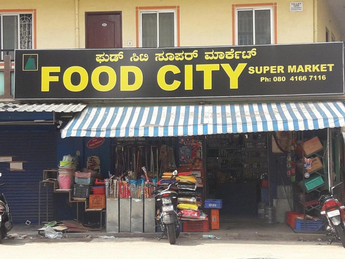Food city Super market