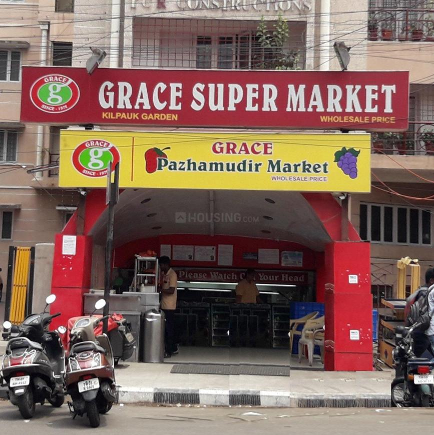 Groceries/Supermarkets Image of 1036.56 - 1097.27 Sq.ft 3 BHK Apartment for buy in Sreerosh Gardenia