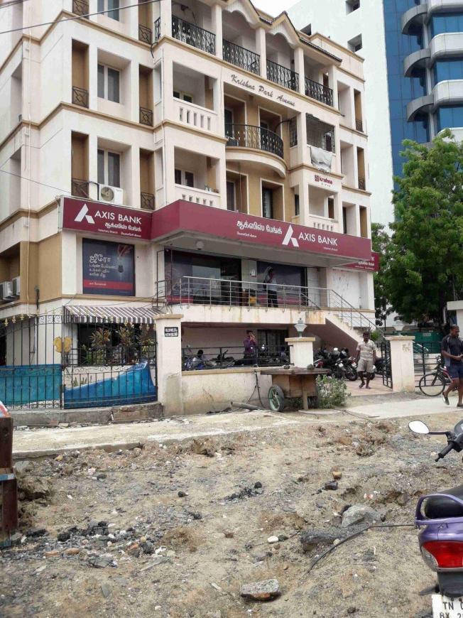 Banks Image of  Sq.ft Residential Plot for buy in Velachery for 41000000