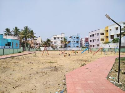 Parks Image of 865.0 - 993.0 Sq.ft 2 BHK Apartment for buy in Nutech Greens