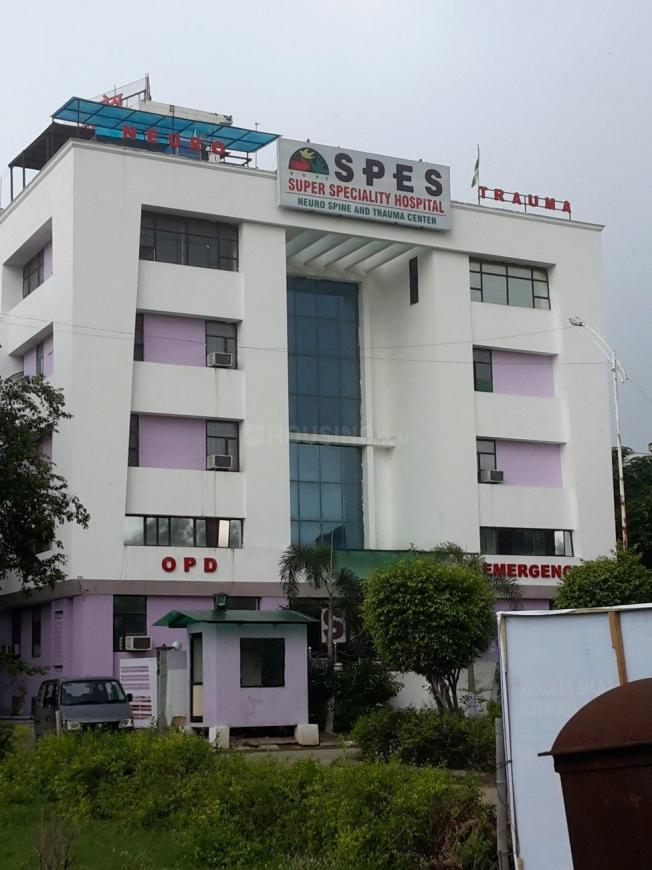 Hospitals & Clinics Image of 655 Sq.ft 1 BHK Apartment for buyin Omega II Greater Noida for 2700000