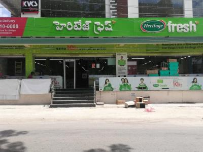 Groceries/Supermarkets Image of 985.0 - 1418.0 Sq.ft 2 BHK Apartment for buy in Saanvee Platina Project