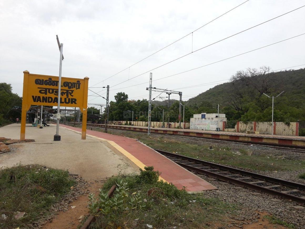 Vandalur Railway Station
