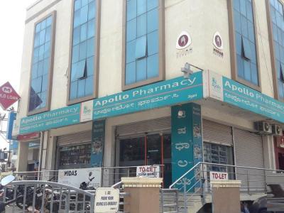 Shops Image of 509.0 - 918.0 Sq.ft 1 BHK Apartment for buy in Pragna Ashraya
