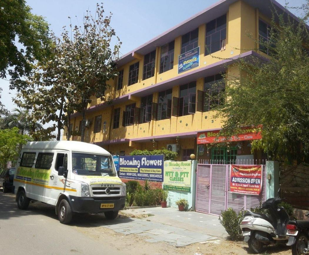 Schools & Universities Image of 1200 Sq.ft 3 BHK Independent House for buy in Beta II Greater Noida for 5400000
