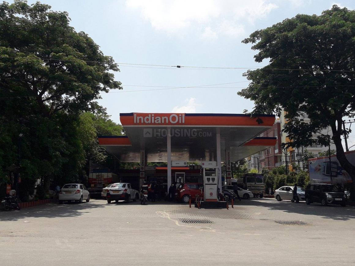 Petrol Pumps Image of 5500 Sq.ft 2 BHK Independent House for buy in HSR Layout for 28000000