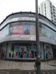 Shopping Malls Image of 650 Sq.ft 1 BHK Apartment for rent in Andheri West for 50000