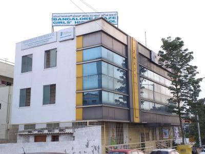 Schools & Universities Image of 1350 Sq.ft 2 BHK Apartment for rent in Nagarbhavi for 20000