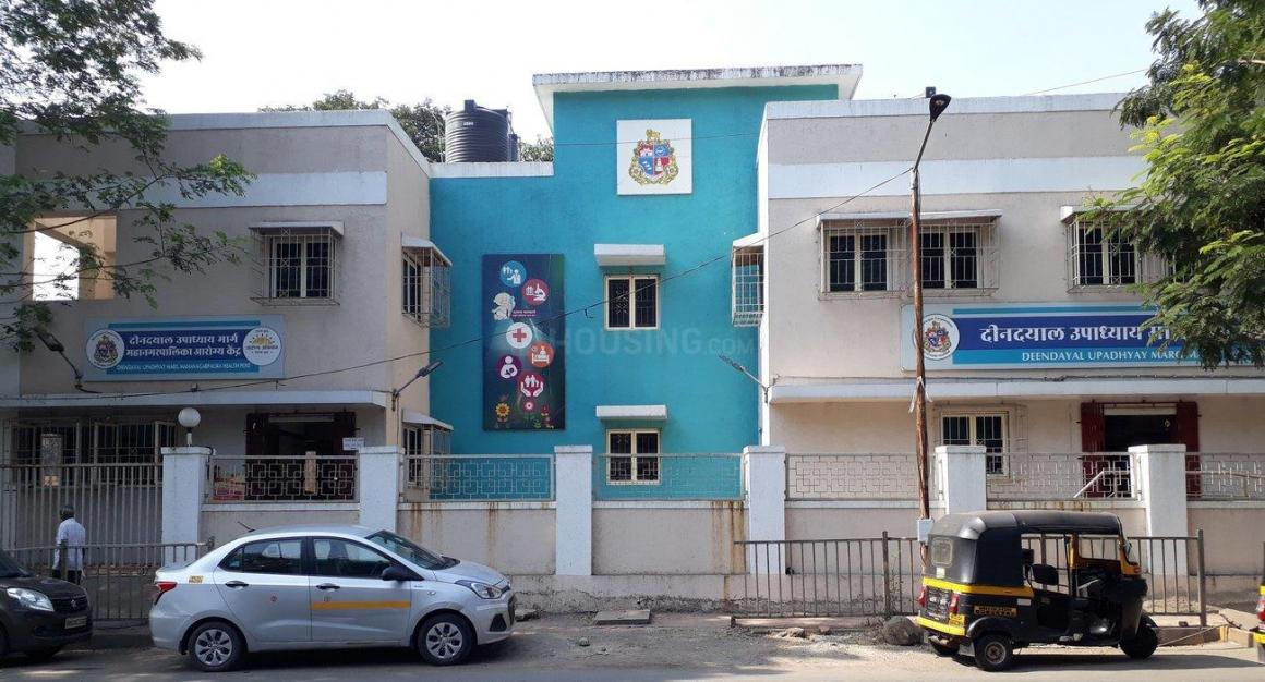 Hospitals & Clinics Image of 259.41 - 585.13 Sq.ft Studio Studio Apartment for buy in Shree Krushna Tower