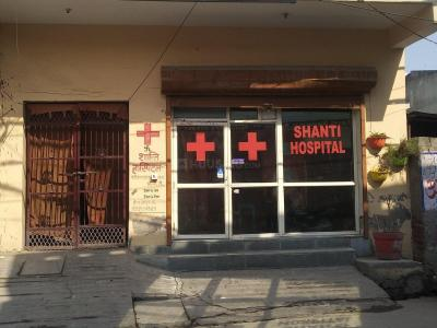 Hospitals & Clinics Image of 2088 Sq.ft 3 BHK Apartment for buyin Godrej Woods Phase II, Sector 43 for 22000000