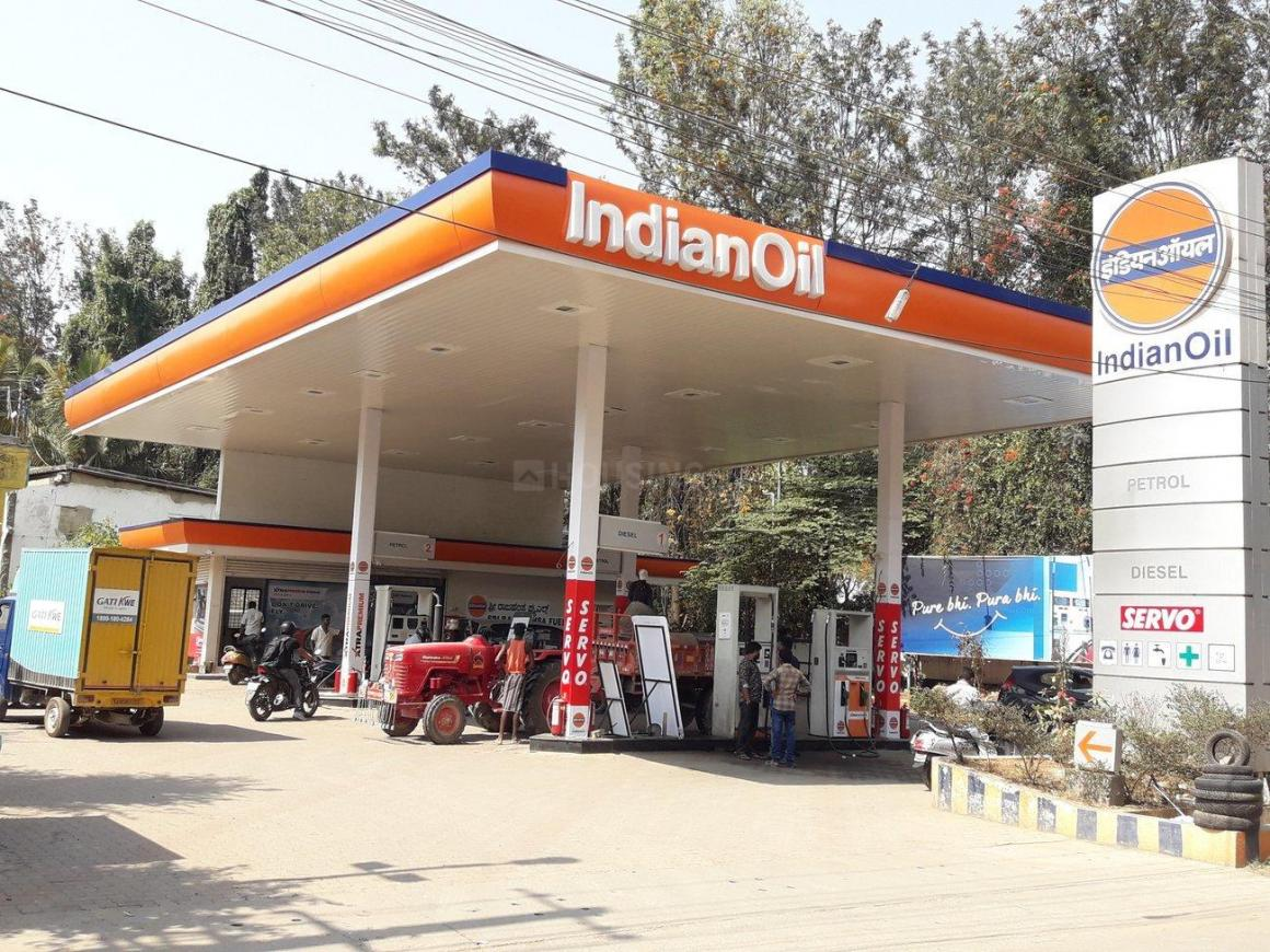 Indian Oil Petrol Station