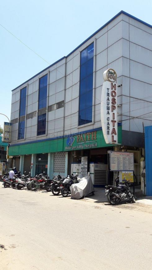 Hospitals & Clinics Image of 831 Sq.ft 2 BHK Apartment for buyin Villivakkam for 4500000