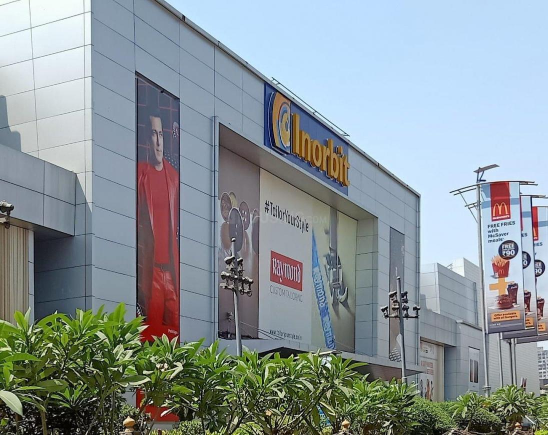 Shopping Malls Image of 0 - 1100.0 Sq.ft 2 BHK Apartment for buy in Rustomjee Elanza