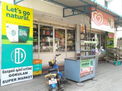 Groceries/Supermarkets Image of 1540.0 - 2385.0 Sq.ft 2 BHK Villa for buy in S And P The Address